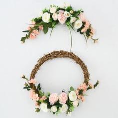 All'aperto bella elegante stile classico fiore di seta Home decor venduto in un singolo (203175781)
