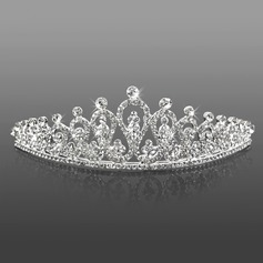 Gorgeous Crystal/Alloy Tiaras (042009727)