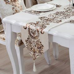 Style Vintage élégante style classique tissu cuisine et salle à manger (lot de 5) (203172178)