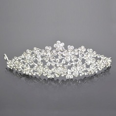 Beautiful Alloy Tiaras (042004249)