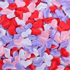 A forma di cuore Raso/Spugna Confetti (Set di 100) (131057869)