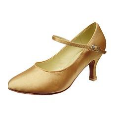 Donna Raso Tacchi Stiletto Sala da ballo Scarpe da ballo (053013240)