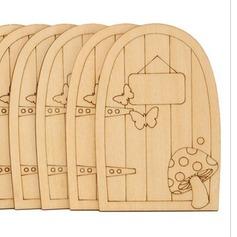 Presentes criativos Moderno Lovely De madeira (Conjunto de 10) Não Personalizado Presentes (129149027)