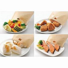 personnalisé Traite des sacs à griller réutilisables sans bâche pour le sandwich et le grillage (Lot de 6) (051139895)
