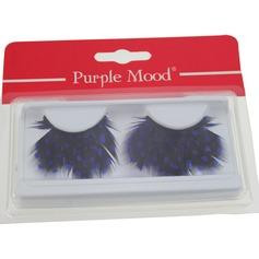 Cils en fibre 1 Paire Plumes CFE407 Maquillage (046049104)