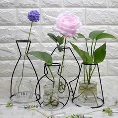 Elegant Metall Vasen (051143772)