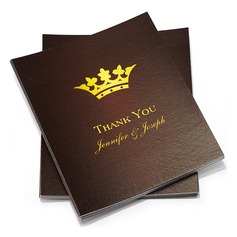 Personalized Classic Style Thank You Cards (Set of 50) (114054977)