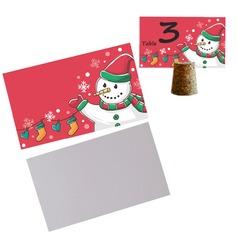 Precioso Papel para tarjetas Regalos Creativos (Juego de 50) (051193819)