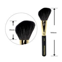 Artificial Fibre/Natural Goat Hair Makeup Supply (046128994)