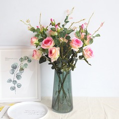 Simple/Nice Beautiful Cloth Artificial Flowers (set of 4) (131196960)