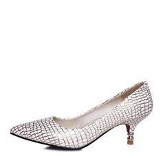 Donna Similpelle Tacco a spillo Stiletto Punta chiusa con Altrui scarpe (085153087)