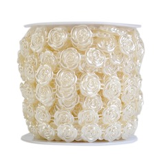 Disegno del fiore Piuttosto Resina/Plastica Accessori decorativi (Venduto in un unico pezzo) (131174690)