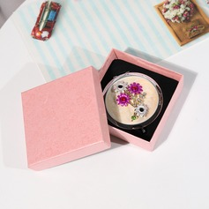 Classic Stainless Steel Compact Mirror (051205438)