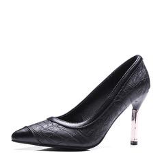 Donna Similpelle Tacco a spillo Stiletto Punta chiusa con Altrui scarpe (085153080)