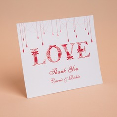 Personalized Modern Style Thank You Cards (Set of 50) (114059347)