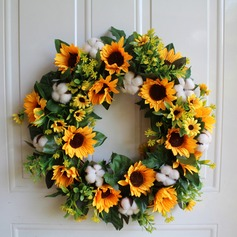 All'aperto bella elegante stile classico fiore di seta Home decor venduto in un singolo (203175798)