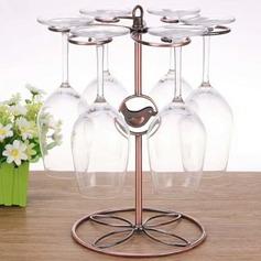 élégante style classique Placage Casier à vin (203199440)