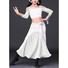 Per bambini Abbigliamento danza Poliestere Danza del ventre Completi (115168406)