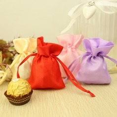 Simple Favor Bags With Ribbons (Set of 24) (050032581)