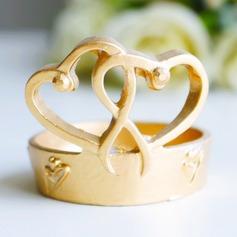 Charmant En forme de coeur Résine Cadeaux Creative (Lot de 6) (051201891)
