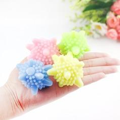 Resina Palline per asciugabiancheria per lavare la lavanderia Lavaggio morbido per lavatrice Essiccazione del tessuto (Set di 6) Regali (129140544)