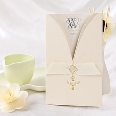 Classic tyyli Wrap & Pocket Invitation Cards (Sarja 50) (114032372)