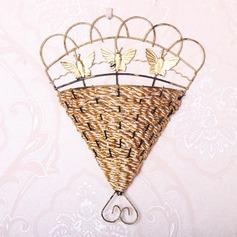 Fiore della Vite/Stile classico Attraente Malacca paglia Accessori decorativi (Venduto in un unico pezzo) (131156871)