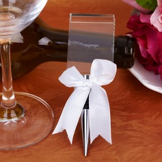 Personalized Forever Love Bottle Stoppers With Ribbons (052016785)