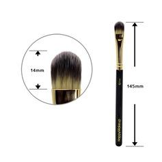 Artificial Fibre/Natural Goat Hair Makeup Supply (046129003)