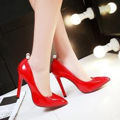 Naisten Keinonahasta Piikkikorko Avokkaat kengät (085103261)