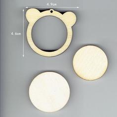 Stile classico/Bella Rotondo Legno (Venduto in un unico pezzo) (051166411)
