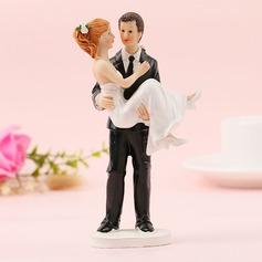 Coppia Classic/Mr & Mrs Resina Decorazioni per torte (Venduto in un unico pezzo) (119187411)