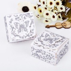 Farfalla Top Cuboide Scatole di Favore (set di 12) (050039695)