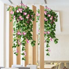 Fiore della Vite Attraente Fiore di seta Fiori Artificiali (Venduto in un mazzo) (131156867)