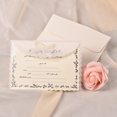 Stile classico Wrap & Pocket Invitation Cards (Set di 50) (118040269)