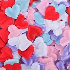 A forma di cuore Raso/Spugna Confetti (Set di 100) (131057969)