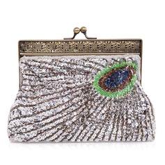 Einzigartig Funkelnde Glitzer Handtaschen (012026247)