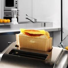 Moderno Clássico Non Stick Reuseable Toaster Bags para Sandwich e Grelhar (Conjunto de 3) Não Personalizado Presentes (129140466)