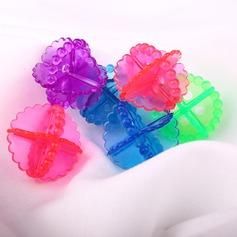 Plastic Vaskebold Tørretumbler Bold Holder Tøjvask Blød Frisk Vaskemaskine Tørretumbler (Sæt af 10) Gaver (129140541)