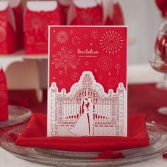 Bride & Groom Style Wrap & Pocket Invitation Cards (Sæt af 50) (114047976)