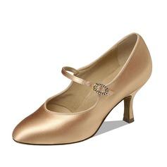 Donna Raso Tacchi Stiletto Sala da ballo Scarpe da ballo (053090336)