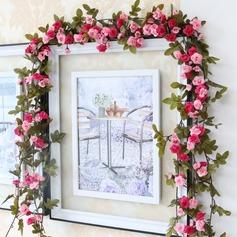 Fiore della Vite/Bella Attraente Fiore di seta Fiori Artificiali (Venduto in un mazzo) (131156859)