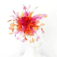 Glamorosa Pluma Flores y plumas (042025109)
