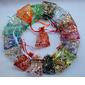 Stieg Design Geschenktaschen mit Bänder (Satz von 12) (050019812)