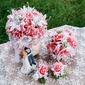 Attraktiv Rund Kunstseide Blumen-Sets - (123074012)