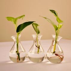 творческие Круглый связи стекло ваза (128035760)
