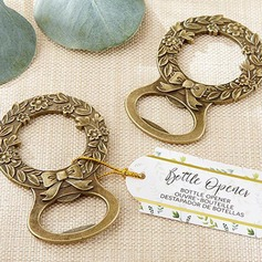 Vintage Style Zinc Alloy Bottle Openers With Tag (Set of 20) (051203318)