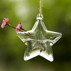 звездочный дизайн стекло ваза (128035763)
