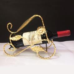 simple classic cute Plating Wine Rack (203199445)
