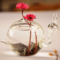Улитка дизайн стекло ваза (128035761)